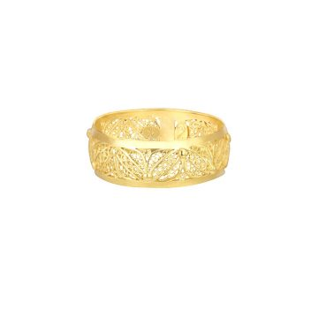 anel pattern in gold filigrana ouro joias sui jewellery ring modern padrao modern filigree ines barbosa
