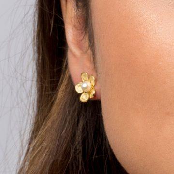 brinco anita joias sui jewellery flor filigrana prata nana silver jewels filigree