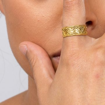 anel etrusco joias ines barbosa sui jewellery ouro gold ring alianca