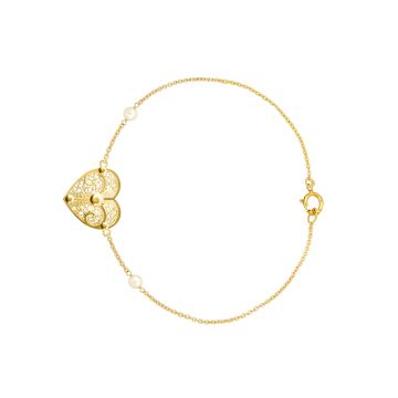 pulseira in love in gold joias sui jewellery filigrana ines barbosa ouro