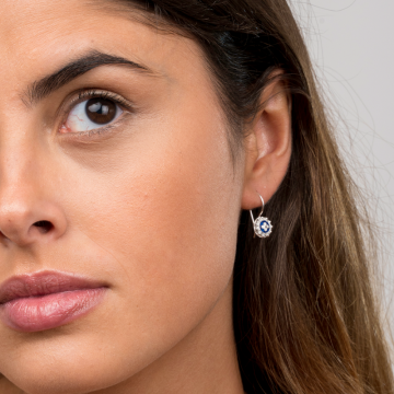 brinco caramujo longo joias sui jewellery prata esmalte nana earrings