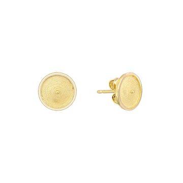 brinco astral mini filigrana ines barbosa joias sui jewellery ouro gold