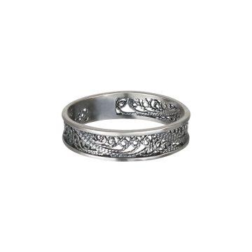 anelsingelonanajoiassui jewellery ring silver filigrana