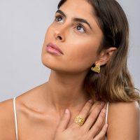 sui-joias-brincos-prata-dourada-filigrana-esmalte-honey-jewellery-silver-earring-filigree-nana